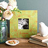 Personalized Chalkboard Photo Frame