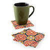 Reversible Drink Coasters