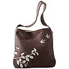 Nature-Theme Shoulder Bag