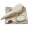 Hand-Printed Napkins