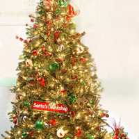 Creative Christmas Tree Themes and Colors