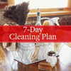 7-Day Cleaning Plan