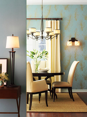 Light Up Your Rooms: The Decorative Side of Lighting - Better Homes & Gardens - BHG.com