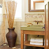 Streamlined Powder Room