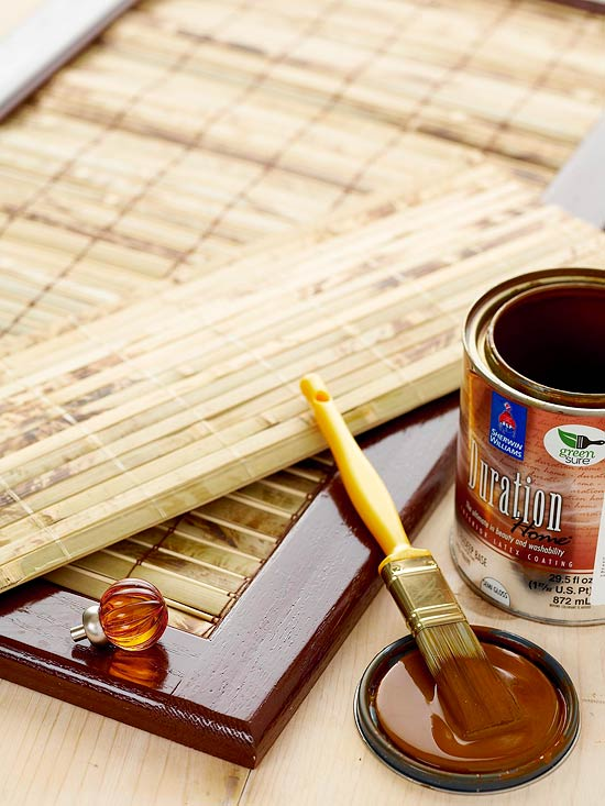 Kitchen Cabinet Makeover Easy Bamboo Inserts - Kitchen cabinet inserts