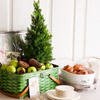 Create a Christmas Buffet Display