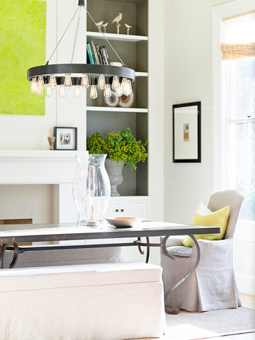 Fresh Takes on Dining Room Style