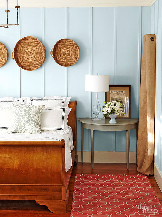 Opt for the Unexpected. Vintage Bedroom Ideas