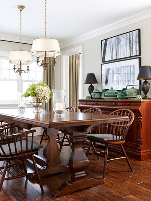 Buying a Dining Room Table - Better Homes & Gardens - BHG.com