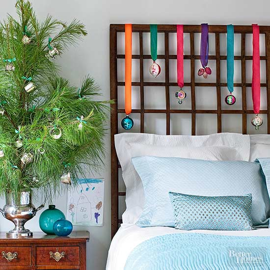 Create a Tabletop Christmas Tree