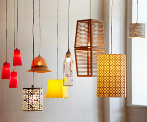 Repurposed Container Pendant Light Ideas � Better Homes & Gardens � BHG.com