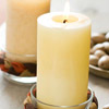 Natural Braided Candle