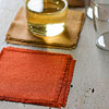 Fall-Inspired Cocktail Napkins
