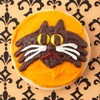 Cat Halloween Cookie