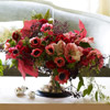 Pretty Christmas Flower Arrangement