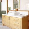 Bathroom Vanity with Natural Light