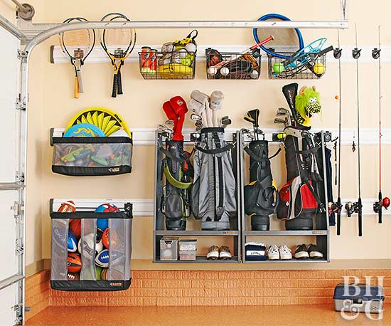 Ultimate Garage Organization