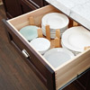 Dishware Drawers