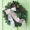 How to Store Christmas Wreaths