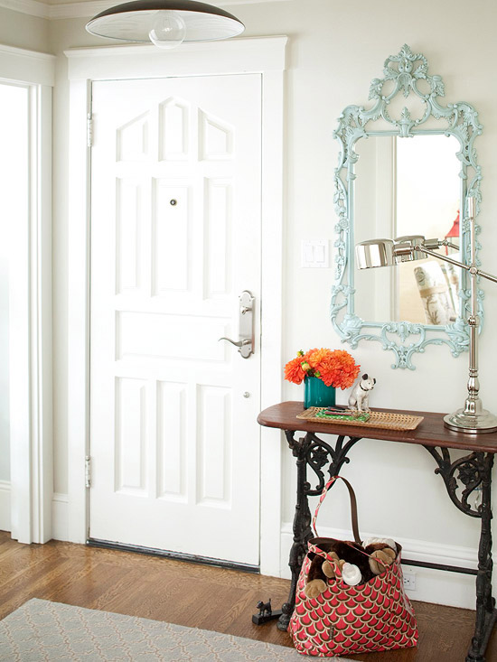 Accessorize Your Front Entry