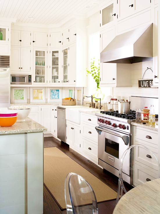 Light & Bright Kitchen