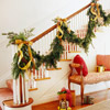 How to Store Faux Fir Garlands