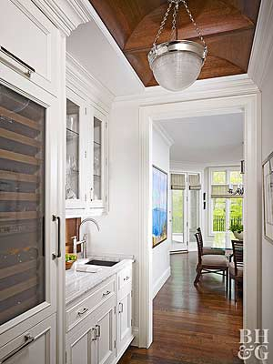 Plan the Perfect Butler's Pantry - Better Homes and Gardens - BHG.com