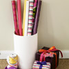 Wrapping Paper Bucket