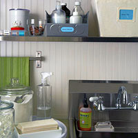 Stock Your Laundry Room Right