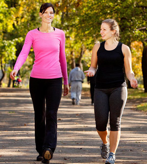 Easy Workouts: Walk Your Way Fit
