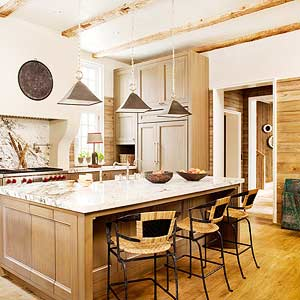 Dream Kitchen Design: Sun-Washed Simplicity - Better Homes and Gardens - BHG.com