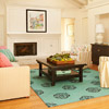 Shake or Vacuum Area Rugs