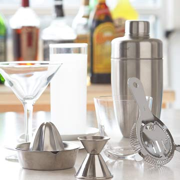 Essential Bar and Cocktail Tools