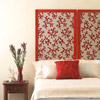 Framed Fabric Headboard