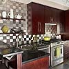 Checkerboard Backsplash