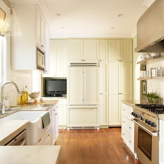 Kitchen Cabinets Small Space: Ideas For Kitchen Space Savers