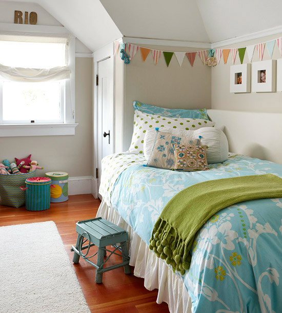 Get the Look: Dreamy Girl's Bedroom