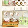 Pretty Kitchen Storage