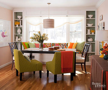 Tips for Banquette Designs
