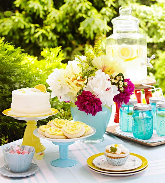 Update Thrift Store Glassware with Paint Better Homes Gardens