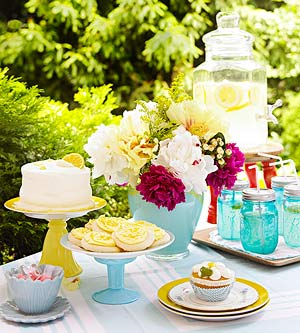 Update Thrift Store Glassware with Paint - Better Homes & Gardens - BHG.com