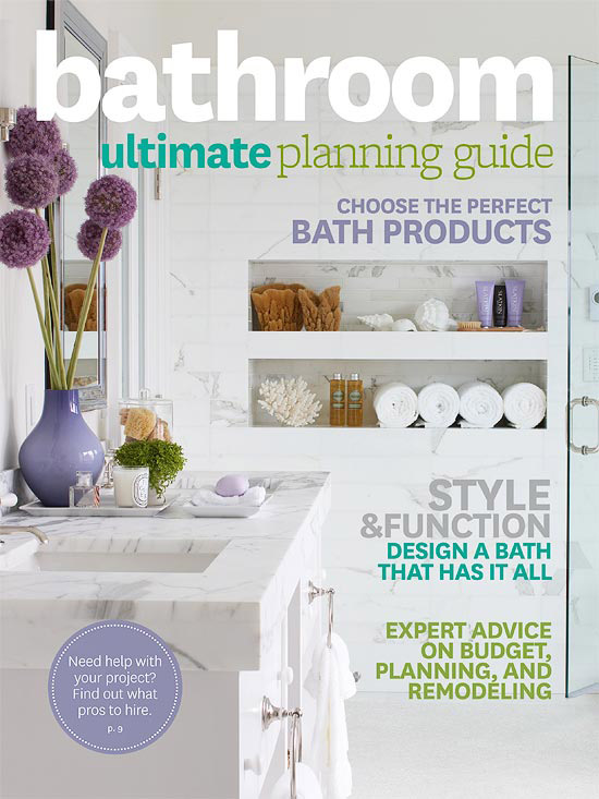 Ultimate Bathroom Planning Guide