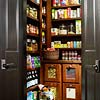 Spacious Walk-In Pantry