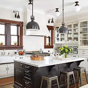 55 Beautiful Hanging Pendant Lights For Your Kitchen Island