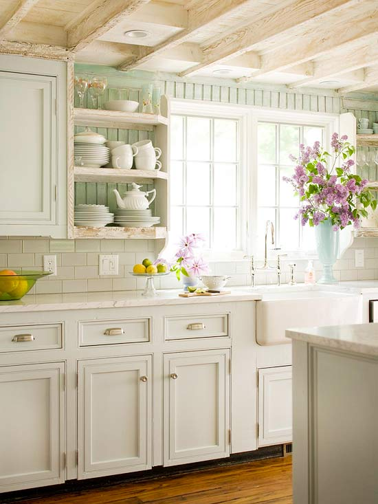 3 antiques and accessories - Farmhouse Kitchen Decorating Ideas