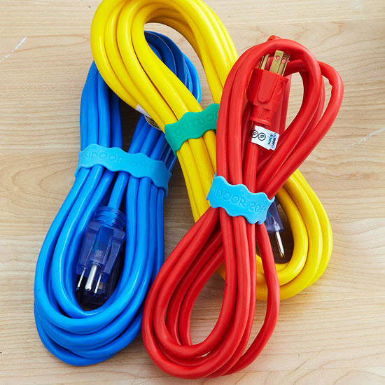 6 Ways to Organize Power Cords