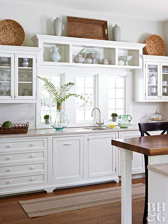 All About White Kitchens