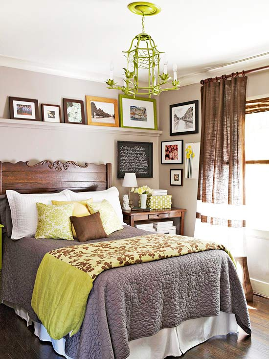 seize opportunities in a small bedroom