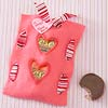 Felt Candy Pouch with Cutouts 