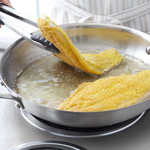 How to fry fish for How to fry fish fillet